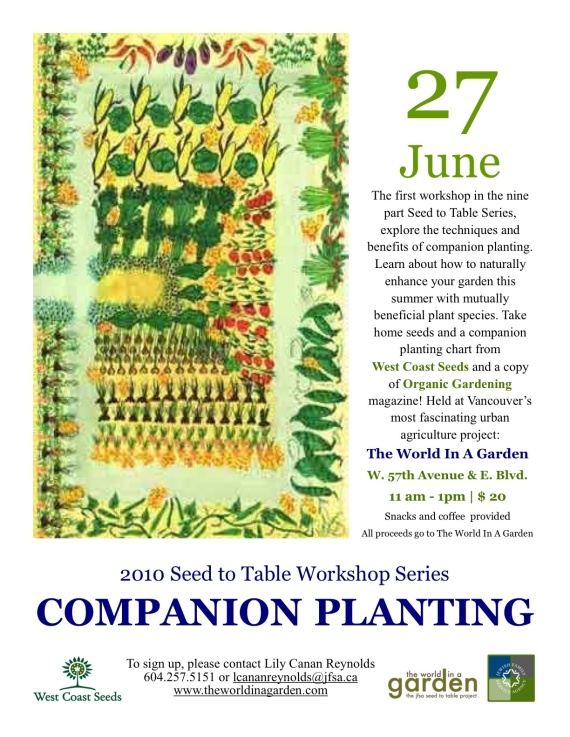 Companion Planting Workshop