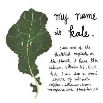 There's so many reasons to love kale - come learn why!